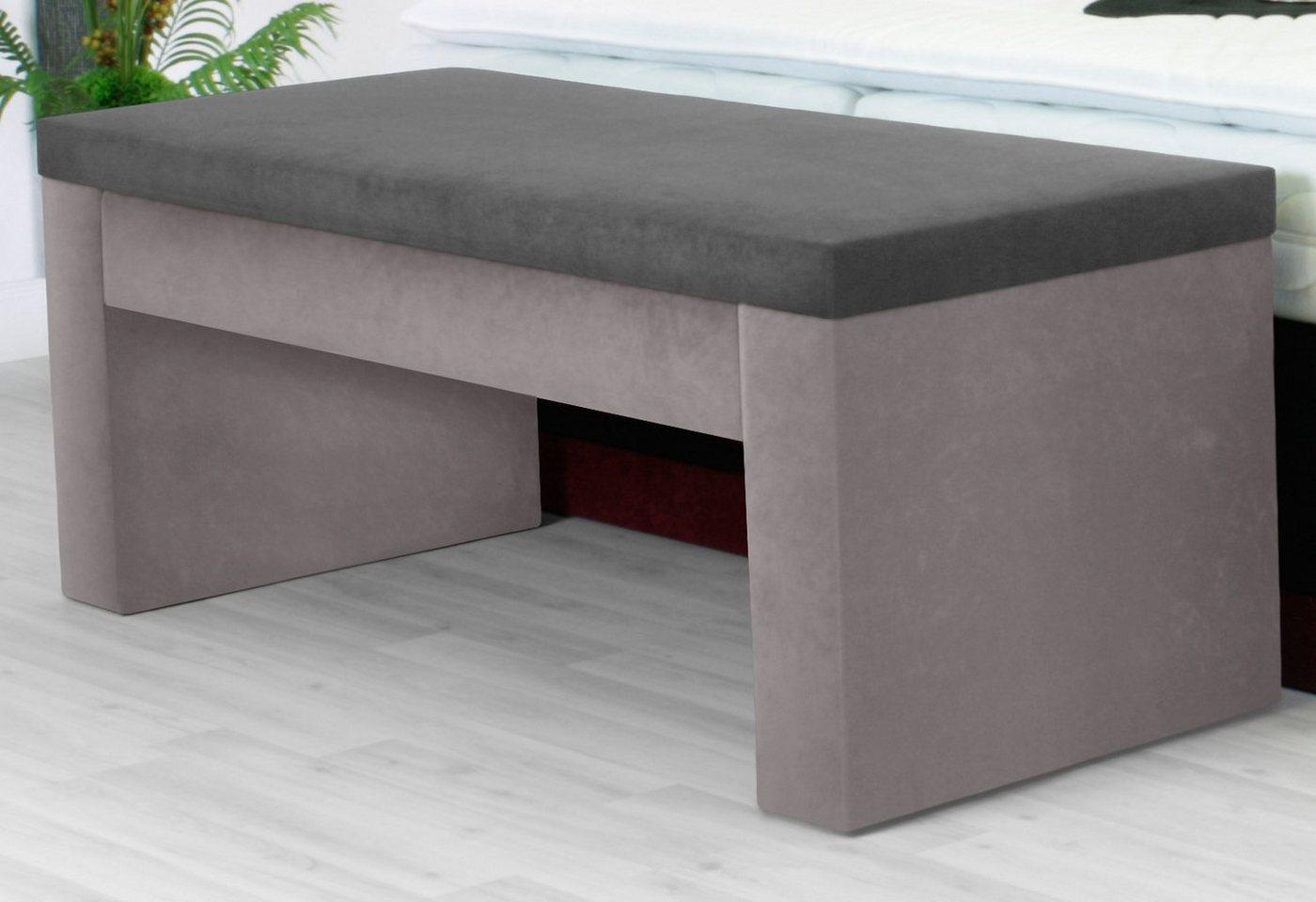 Bettbänke und Truhen - Westfalia Schlafkomfort Bettbank  - Onlineshop OTTO