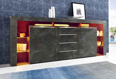 borchardt Möbel Sideboard, (192 oder 220 cm)