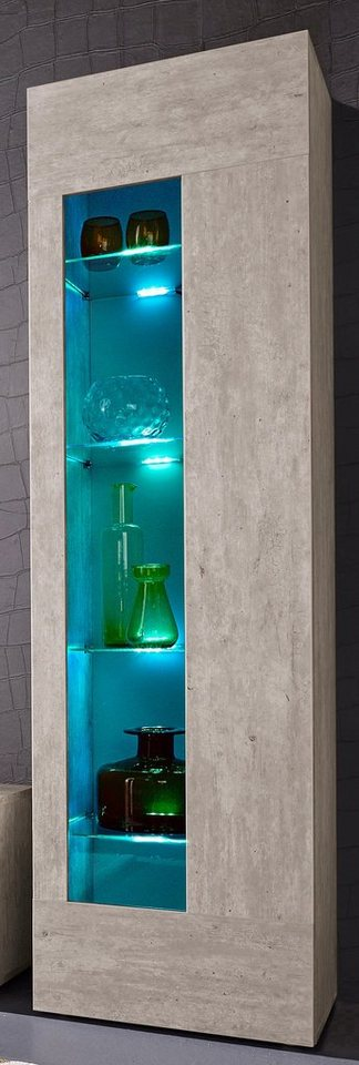 tecnos vitrine h he 162 cm online kaufen otto. Black Bedroom Furniture Sets. Home Design Ideas