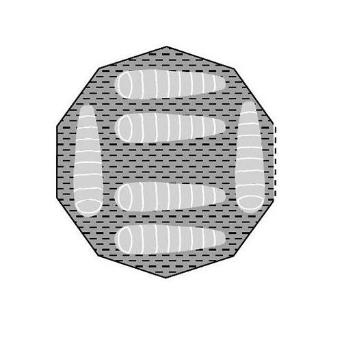 Robens Zelt (Zubehör) »Klondike Teppich«