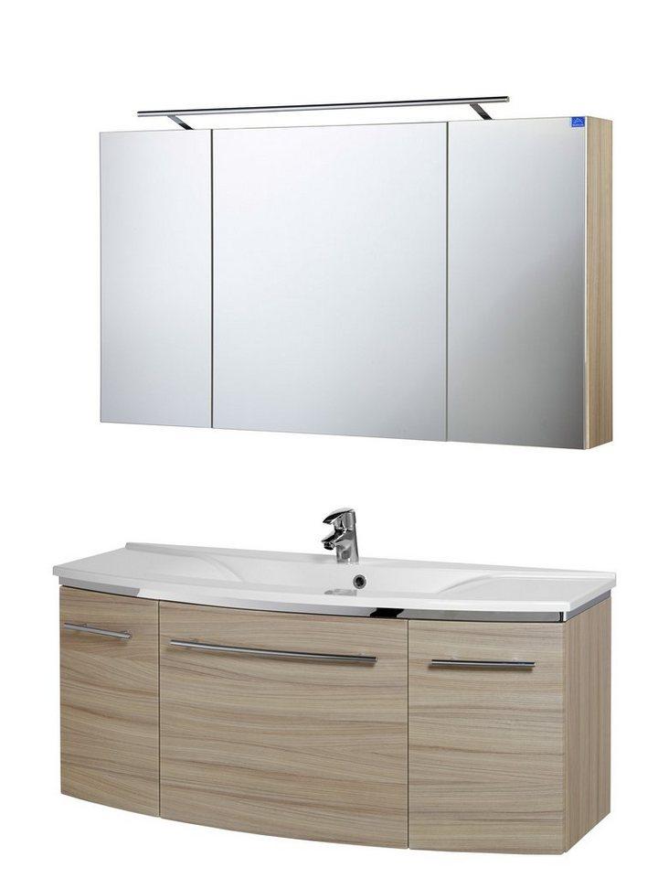 spiegelschrank 120 cm breit sonstige preisvergleiche. Black Bedroom Furniture Sets. Home Design Ideas