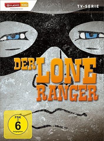 DVD »Der Lone Ranger (3 Discs)«