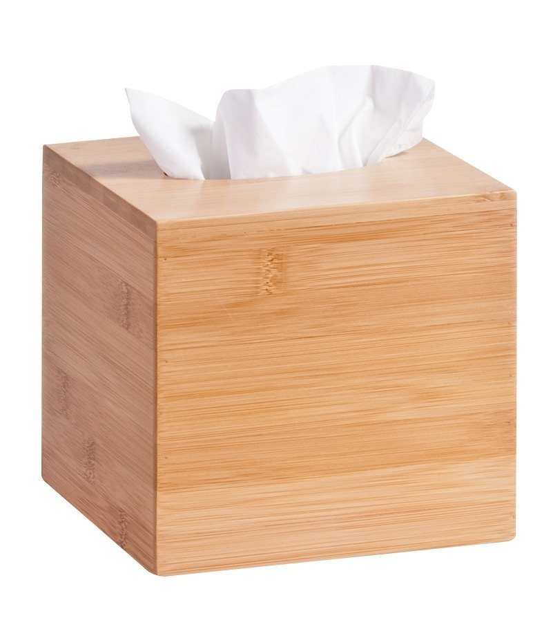 Kosmetikbox »Bamboo« in braun / holzoptik