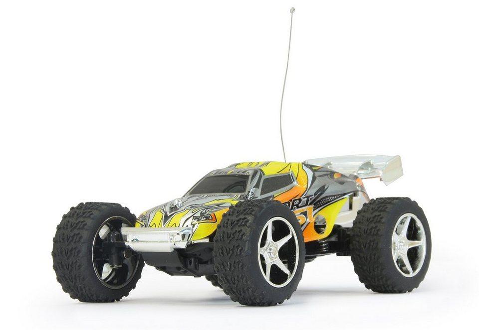 JAMARA RC Mini Racing Truggy, »MRT-S1« in gelb