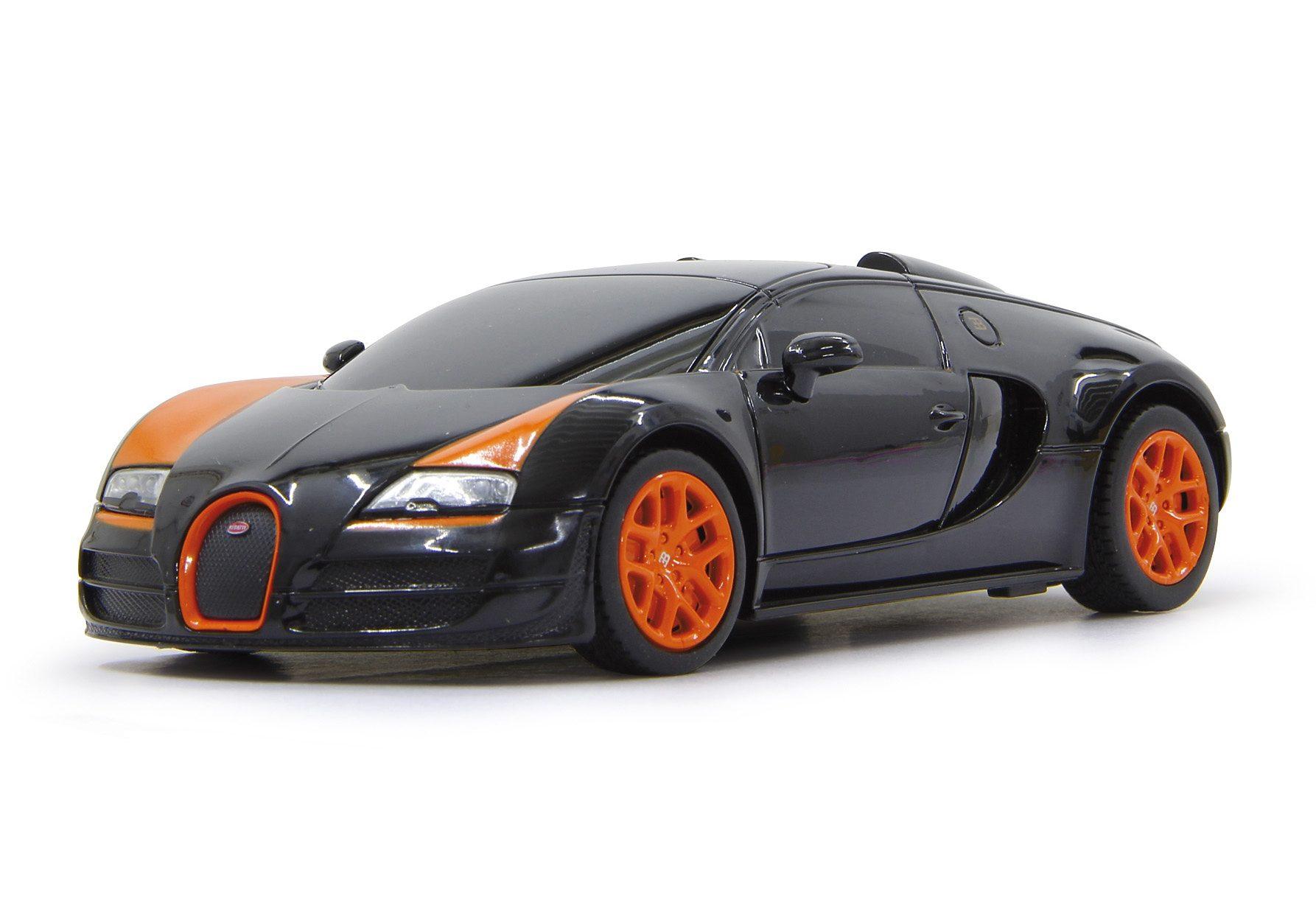 JAMARA RC Fahrzeug, »Bugatti Grand Sport Vitesse - 40 MHz schwarz«