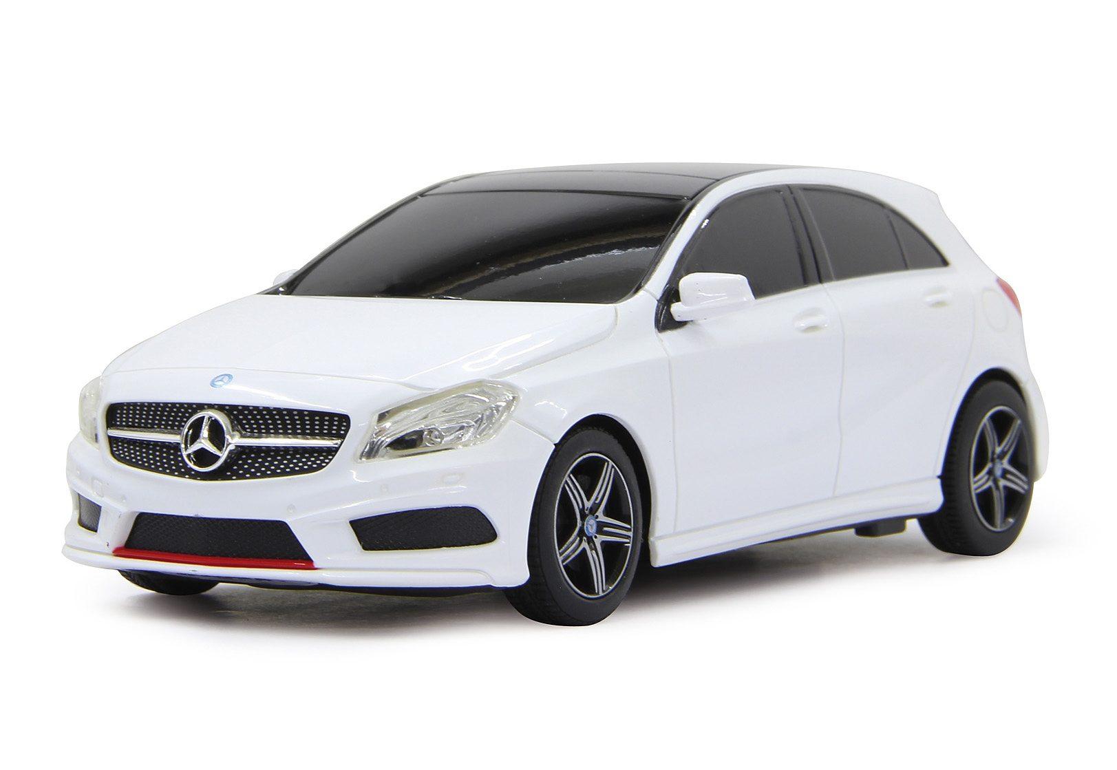 JAMARA RC Fahrzeug, »Mercedes A-Klasse - 27 MHz weiß«