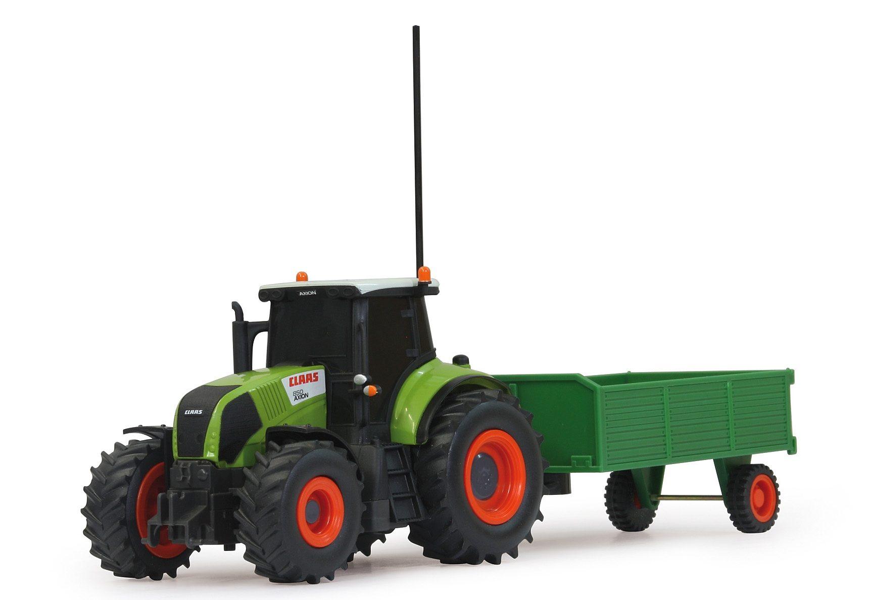 JAMARA RC Traktor mit Anhänger, »CLAAS Axion 850«