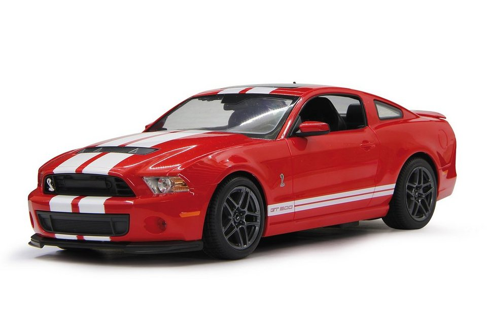 JAMARA RC Fahrzeug, »Ford Shelby GT500 - 40 MHz rot« in rot