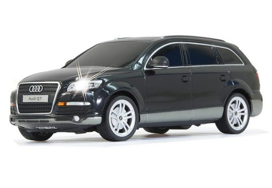 Jamara RC-Auto »Audi Q7, 1:24 schwarz«