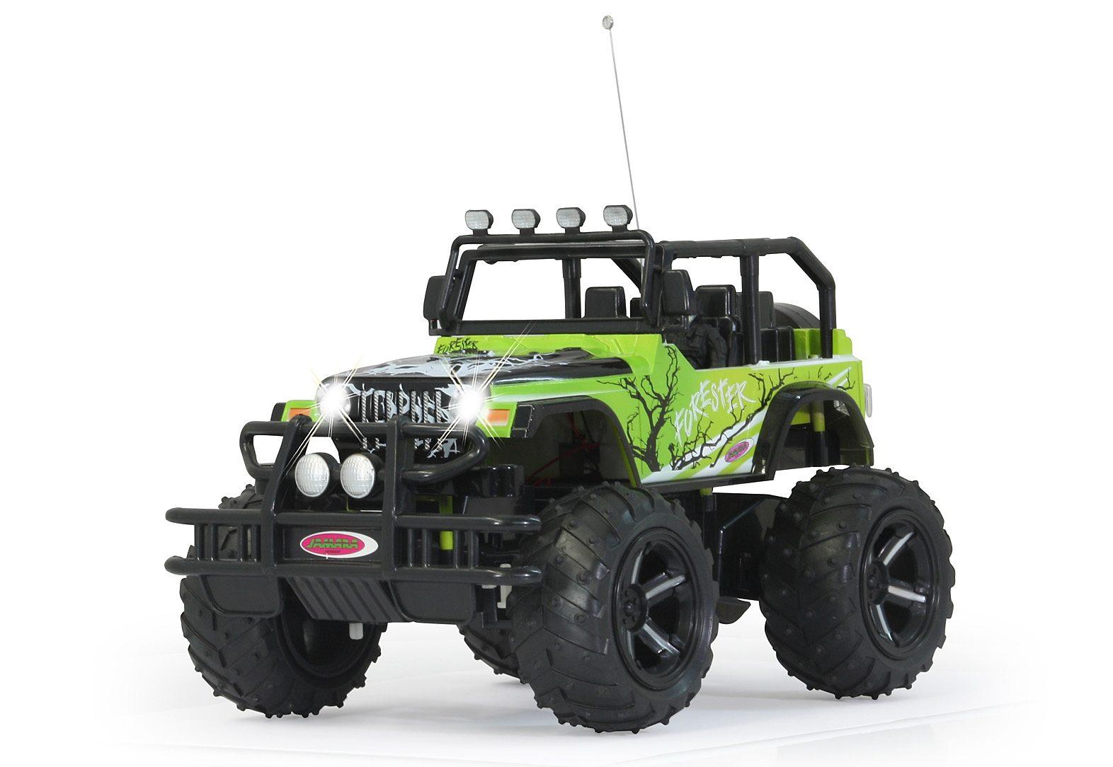 JAMARA RC Fahrzeug, »Forester grün«