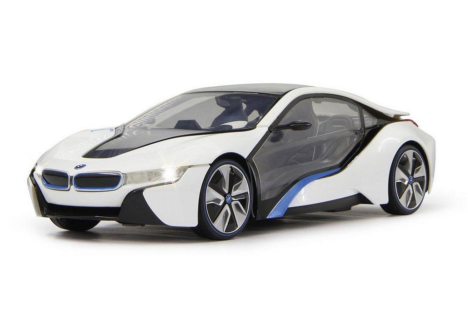 JAMARA RC Fahrzeug, »BMW i8 - 40 MHz weiß« in weiß