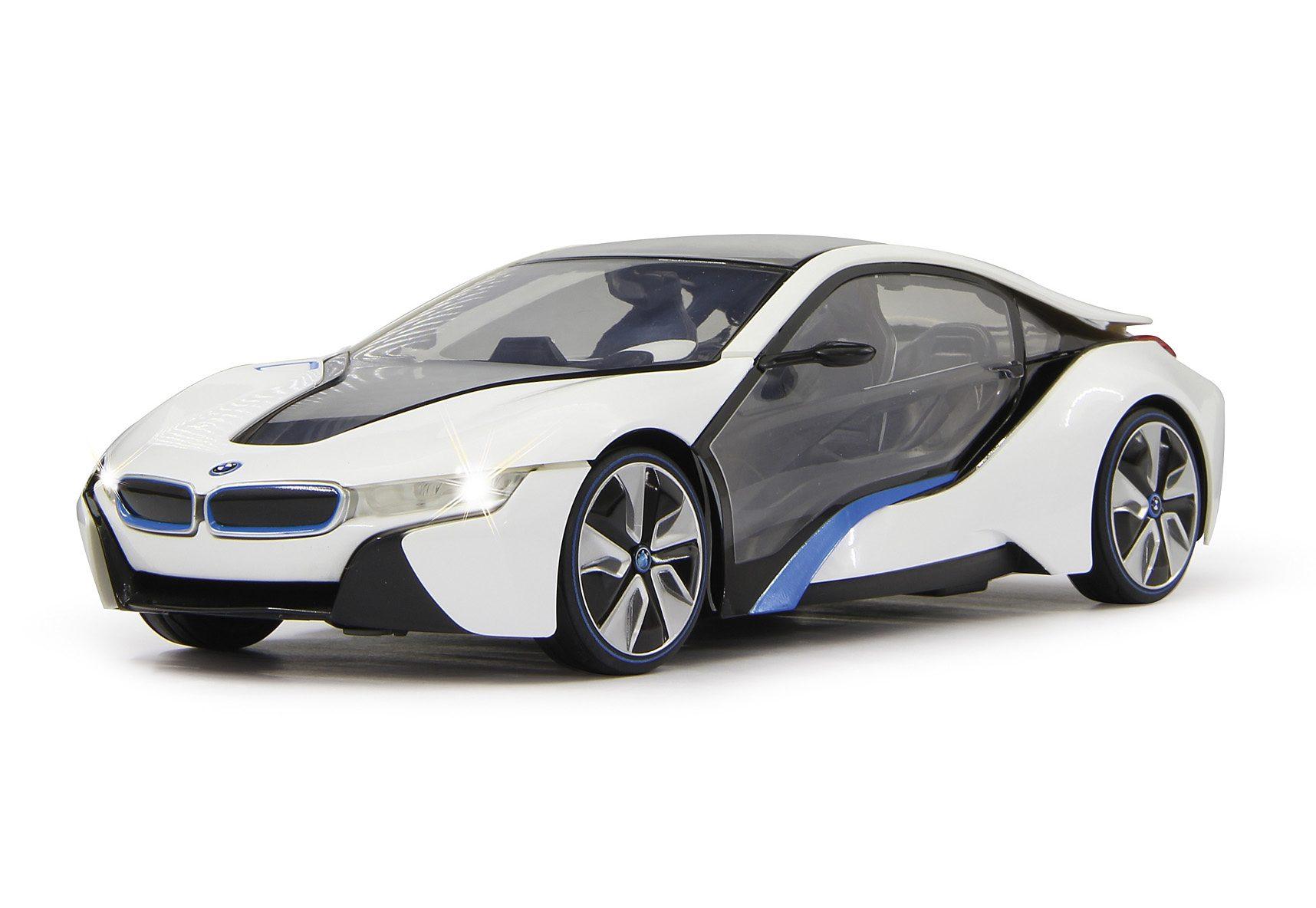 JAMARA RC Fahrzeug, »BMW i8 - 40 MHz weiß«