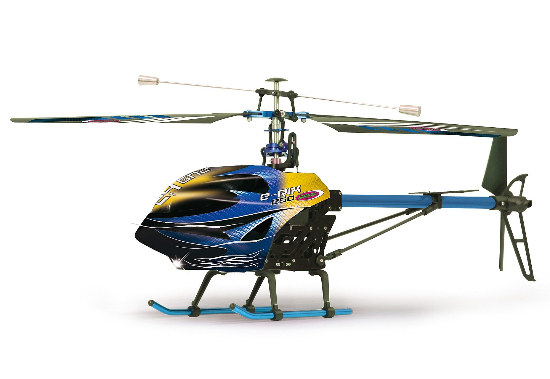 JAMARA RC Helikopter, »E-Rix 250 2,4 GHz Gas links«