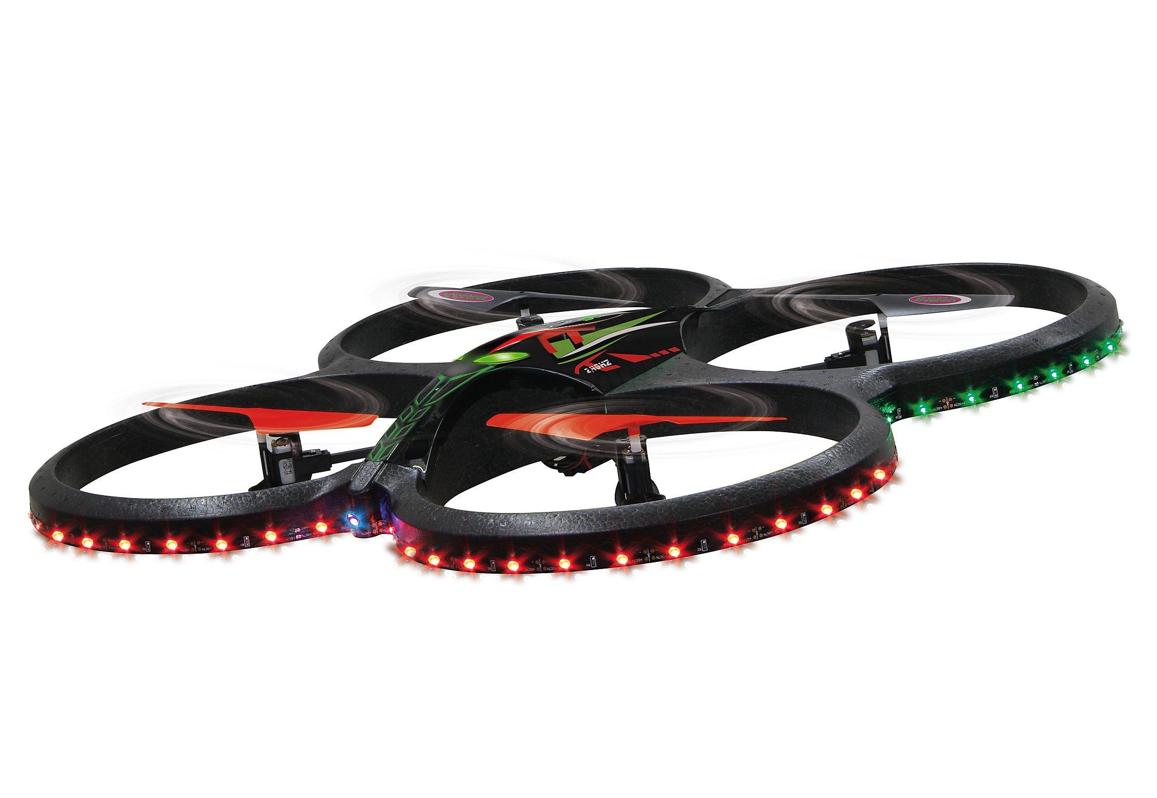 JAMARA RC Quadrocopter, »Flyscout mit Kamera, 2,4 GHz«