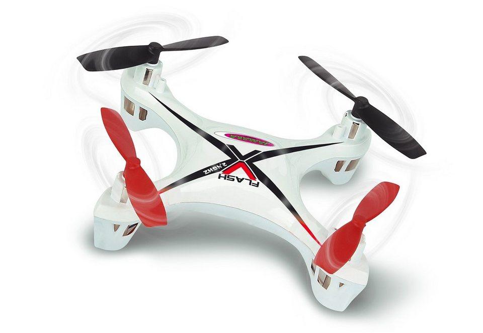 JAMARA RC Quadrocopter, »X-Flash, 2,4 GHz« in weiß