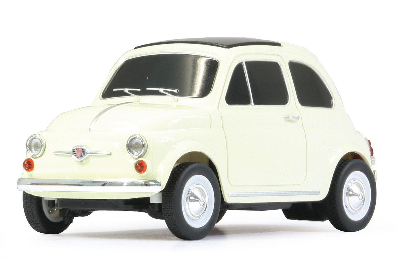 JAMARA RC Fahrzeug, »Fiat 500L - 27 MHz weiß«