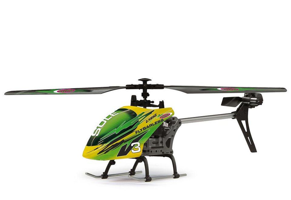 JAMARA RC Helikopter, »Sole V3 FBL 2,4 GHz«