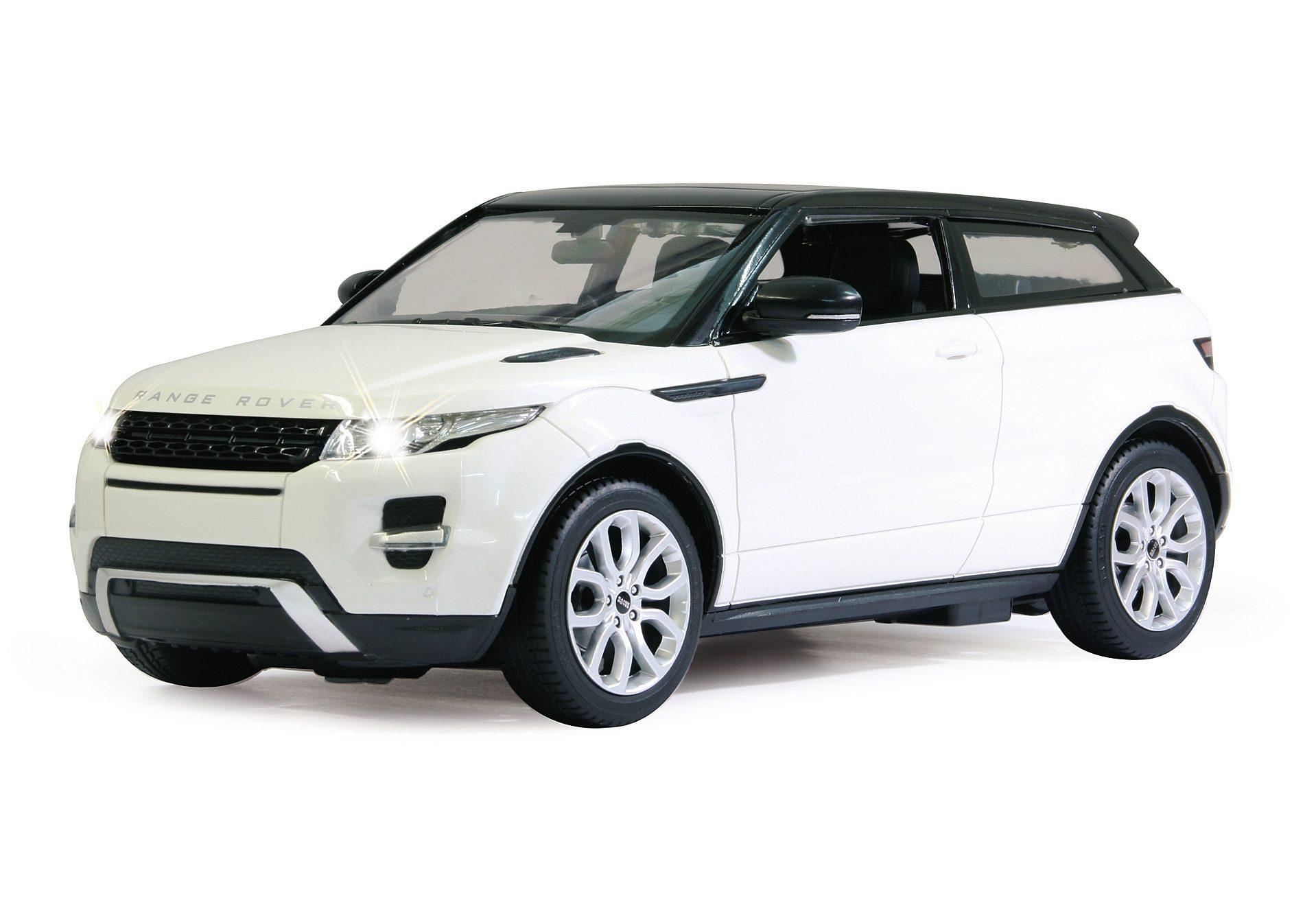 JAMARA RC Fahrzeug, »Range Rover Evoque - 40 MHz weiß«