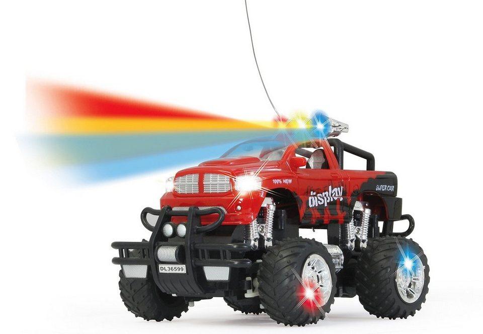JAMARA RC Fahrzeug, »Dancing Car - 27 MHz rot« in rot