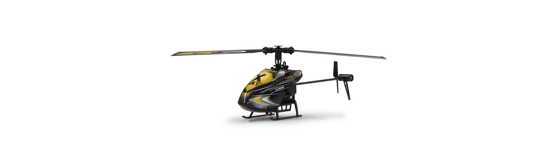JAMARA RC Helikopter, »X-Ray, 2,4 GHz Gas links«