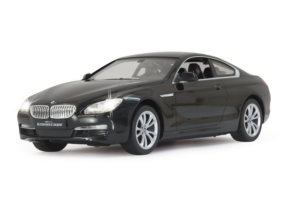 JAMARA RC Fahrzeug, »BMW 650i - 27 MHz schwarz« in schwarz