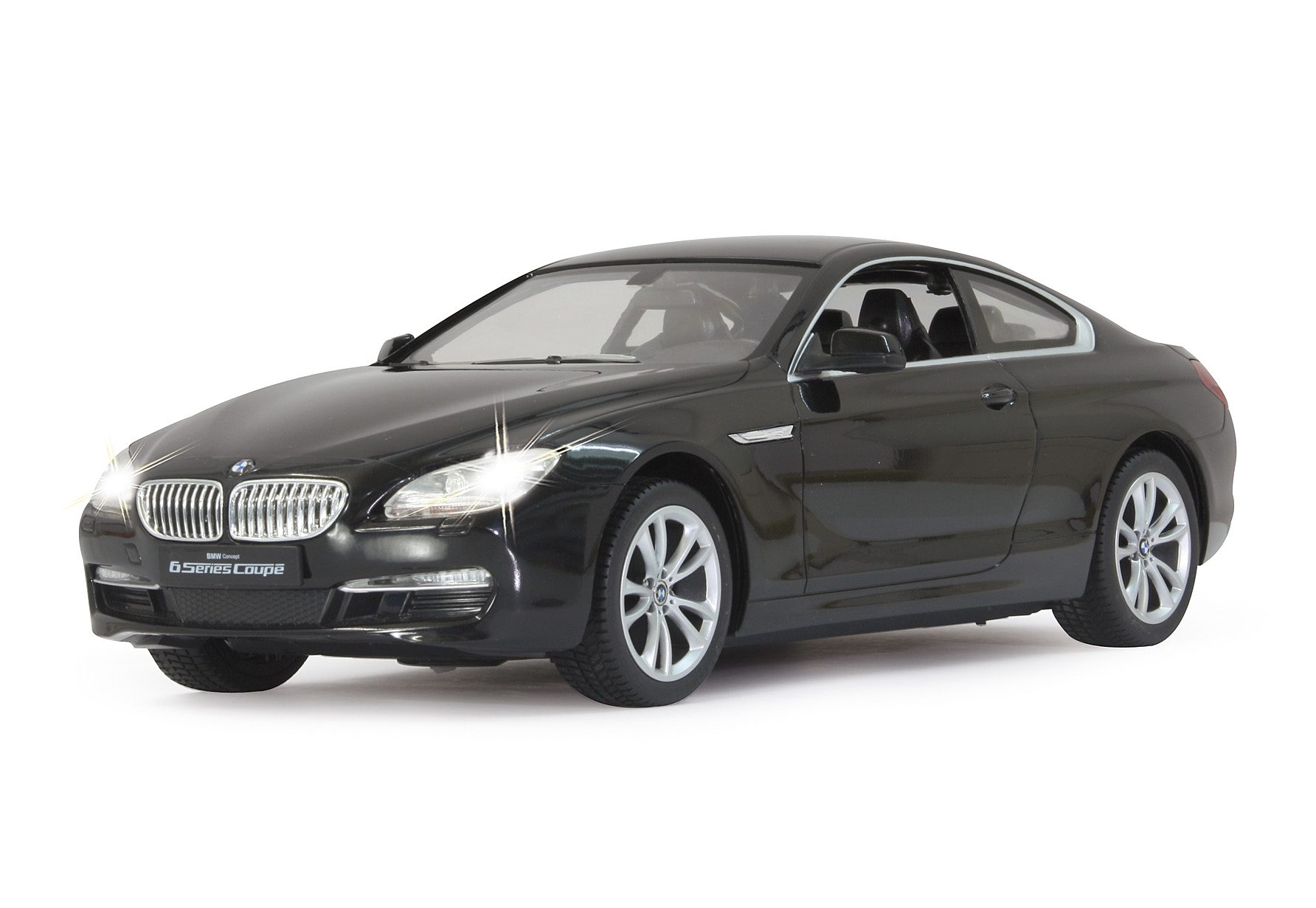 JAMARA RC Fahrzeug, »BMW 650i - 27 MHz schwarz«