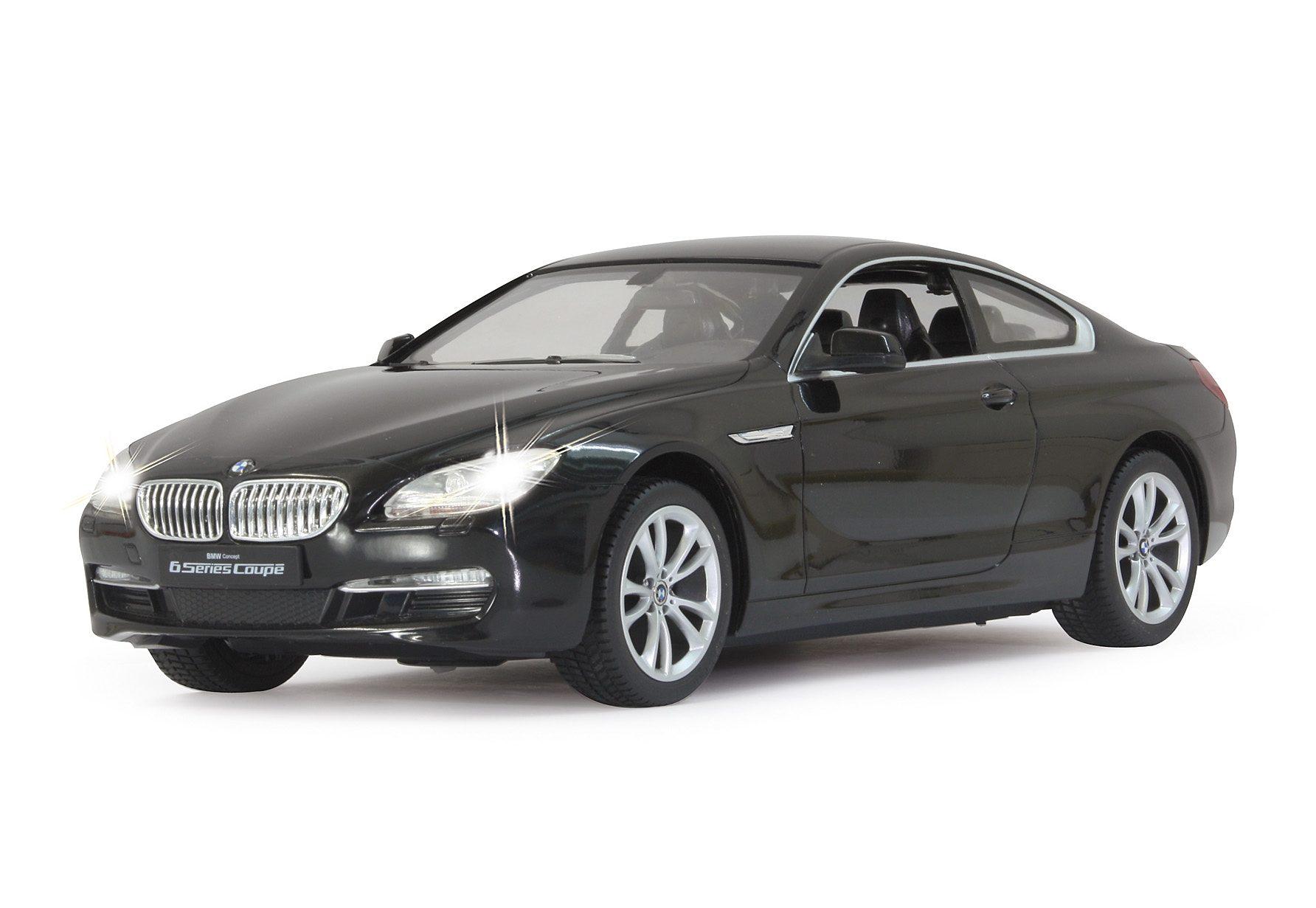 JAMARA RC Fahrzeug, »BMW 650i - 27 MHz schwarz«