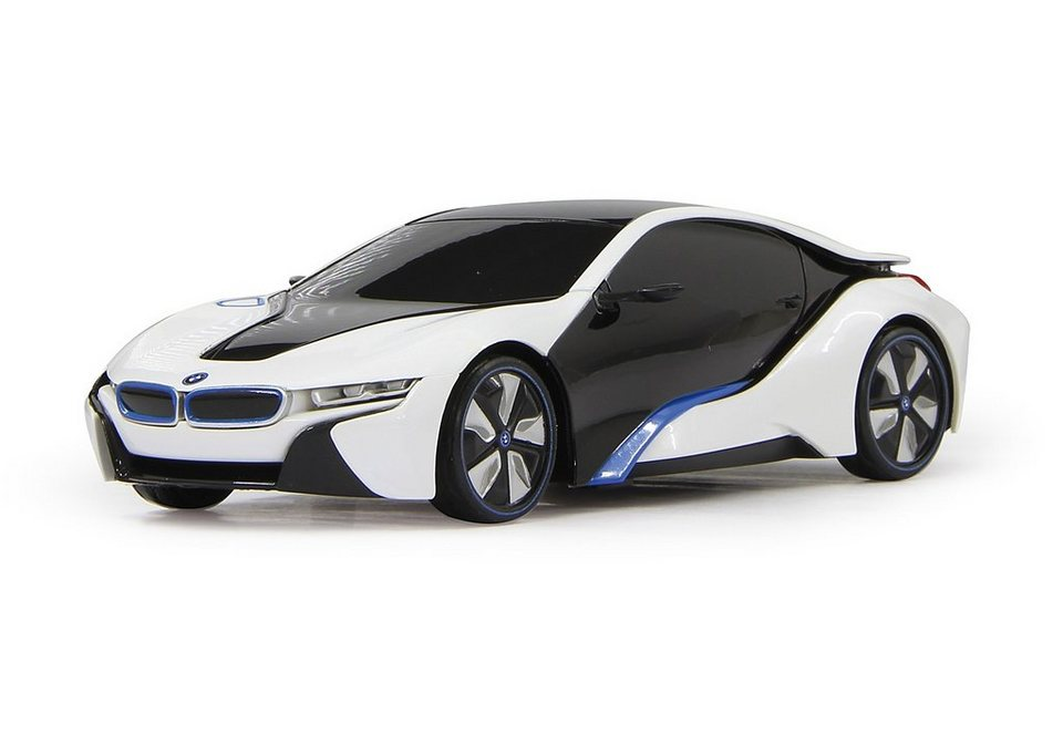 jamara rc fahrzeug bmw i8 27 mhz wei kaufen otto. Black Bedroom Furniture Sets. Home Design Ideas