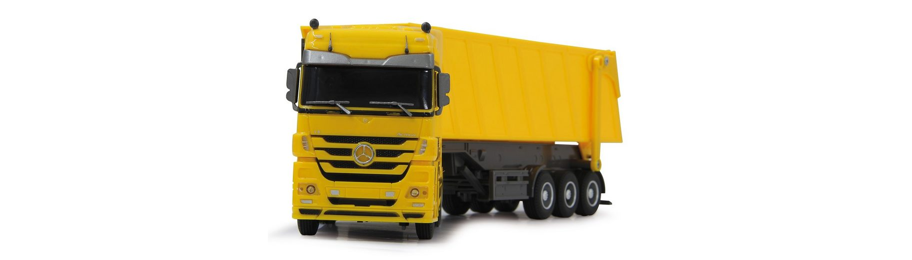 JAMARA RC Truck, »Mercedes Actros gelb«