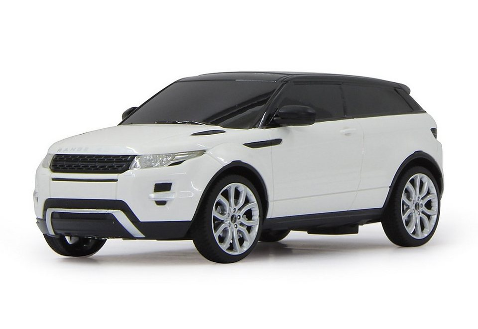 jamara rc fahrzeug range rover evoque 27 mhz wei online kaufen otto. Black Bedroom Furniture Sets. Home Design Ideas