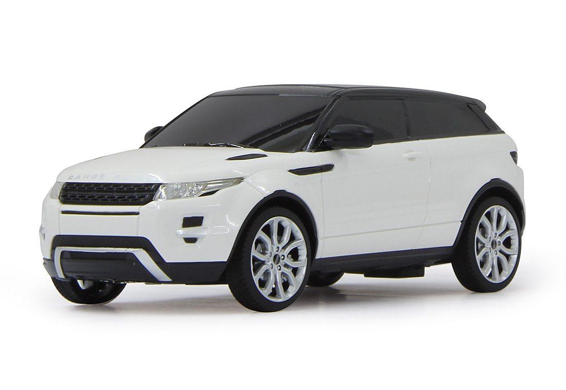 JAMARA RC Fahrzeug, »Range Rover Evoque - 27 MHz weiß«