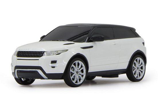 Jamara RC-Auto »Range Rover Evoque - 27 MHz weiß«