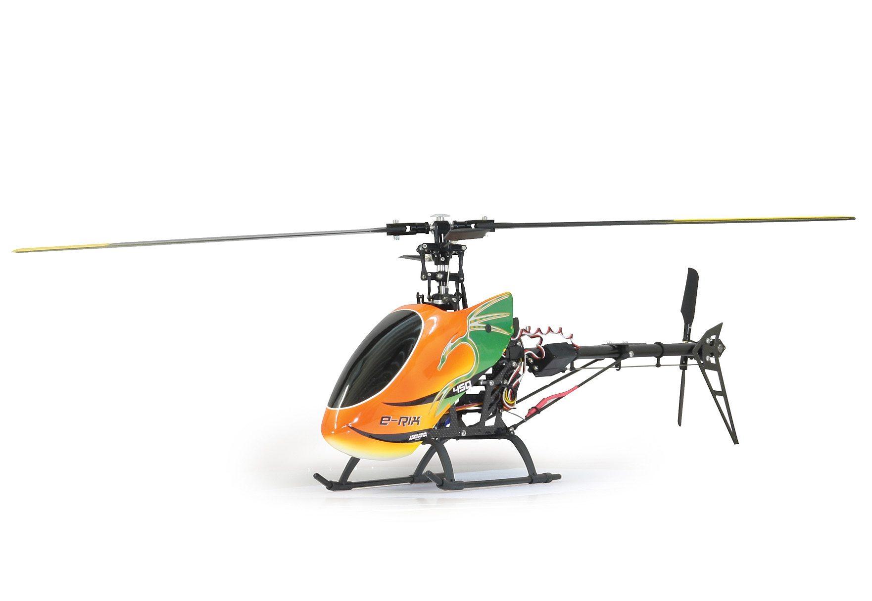 JAMARA RC Helikopter, »E-Rix 450 Carbon - Gas rechts«
