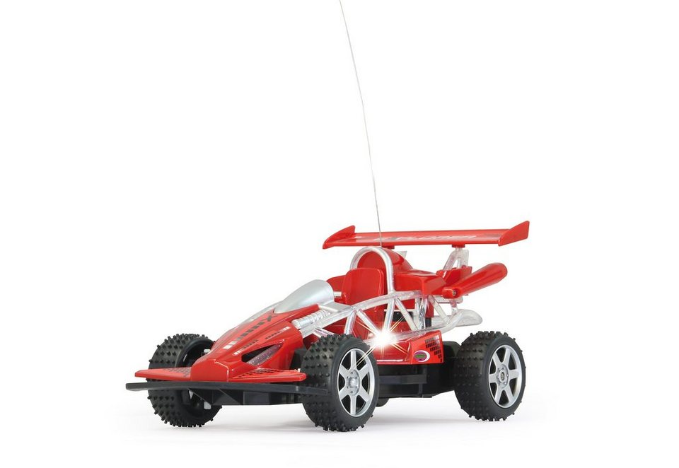 JAMARA RC Buggy, »Explorer - 27 MHz rot« in rot