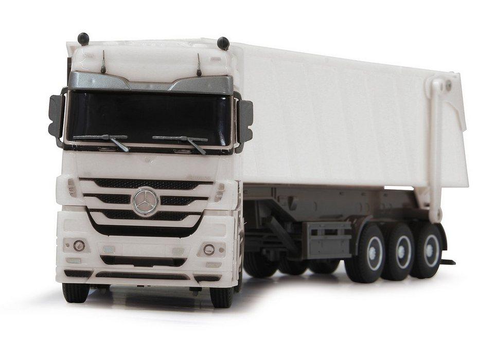 JAMARA RC Truck, »Mercedes Actros weiß« in weiß