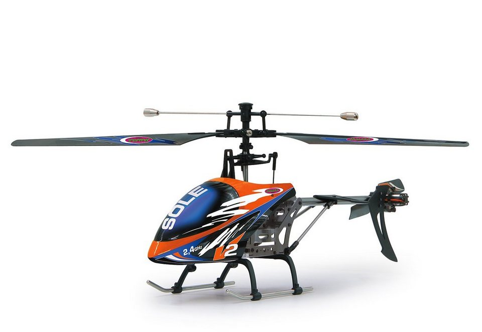 jamara rc helikopter sole v2 pro 2 4 ghz kaufen otto. Black Bedroom Furniture Sets. Home Design Ideas
