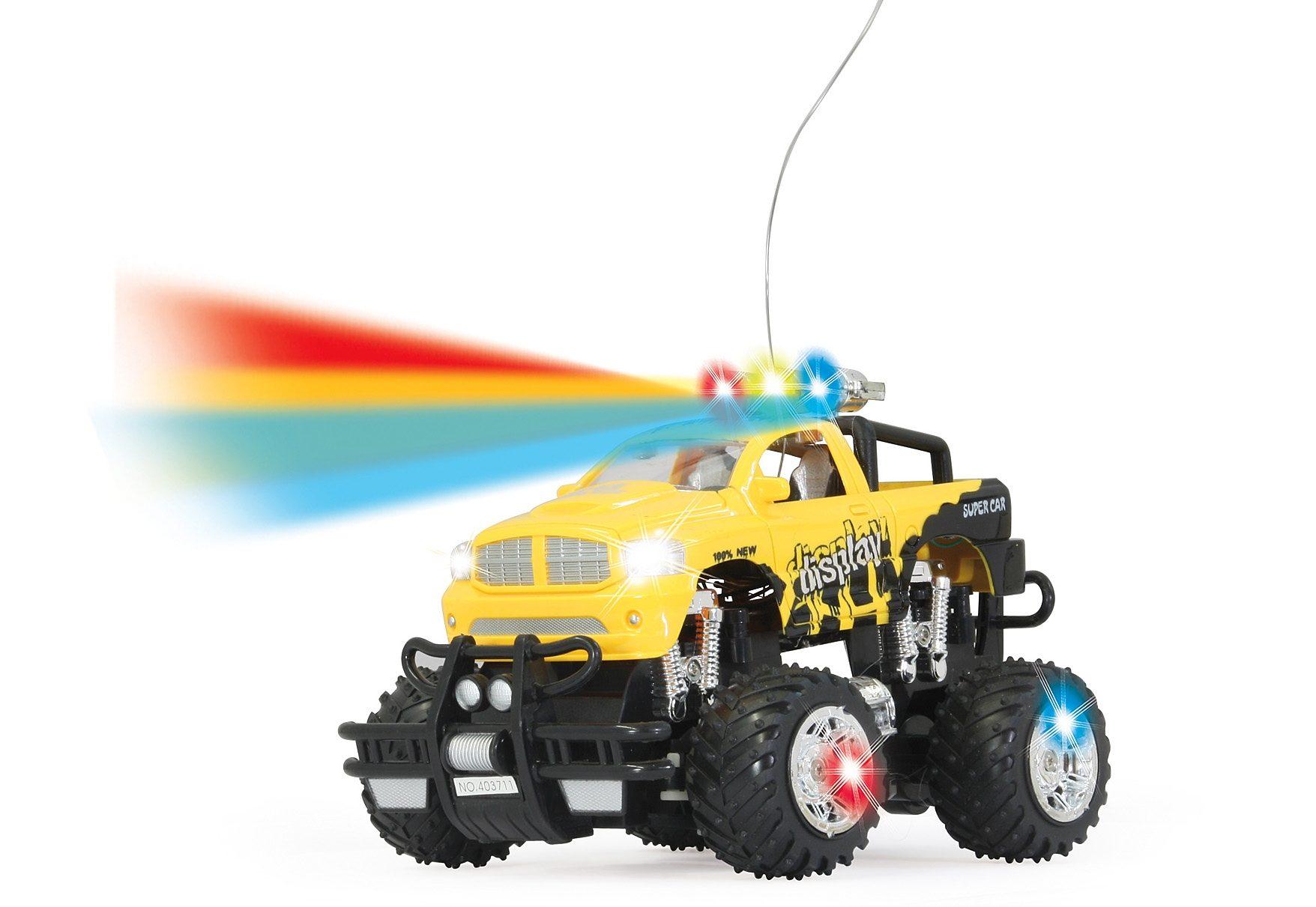 JAMARA RC Fahrzeug, »Dancing Car - 27 MHz gelb«
