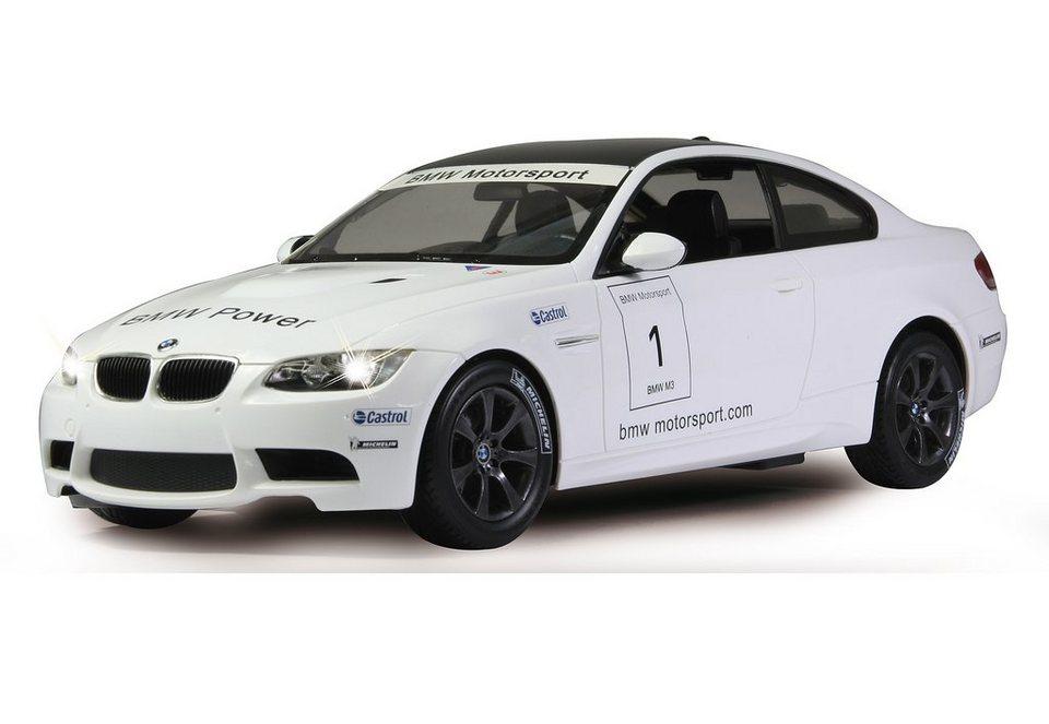 JAMARA RC Fahrzeug, »BMW M3 Sport weiß« in weiß