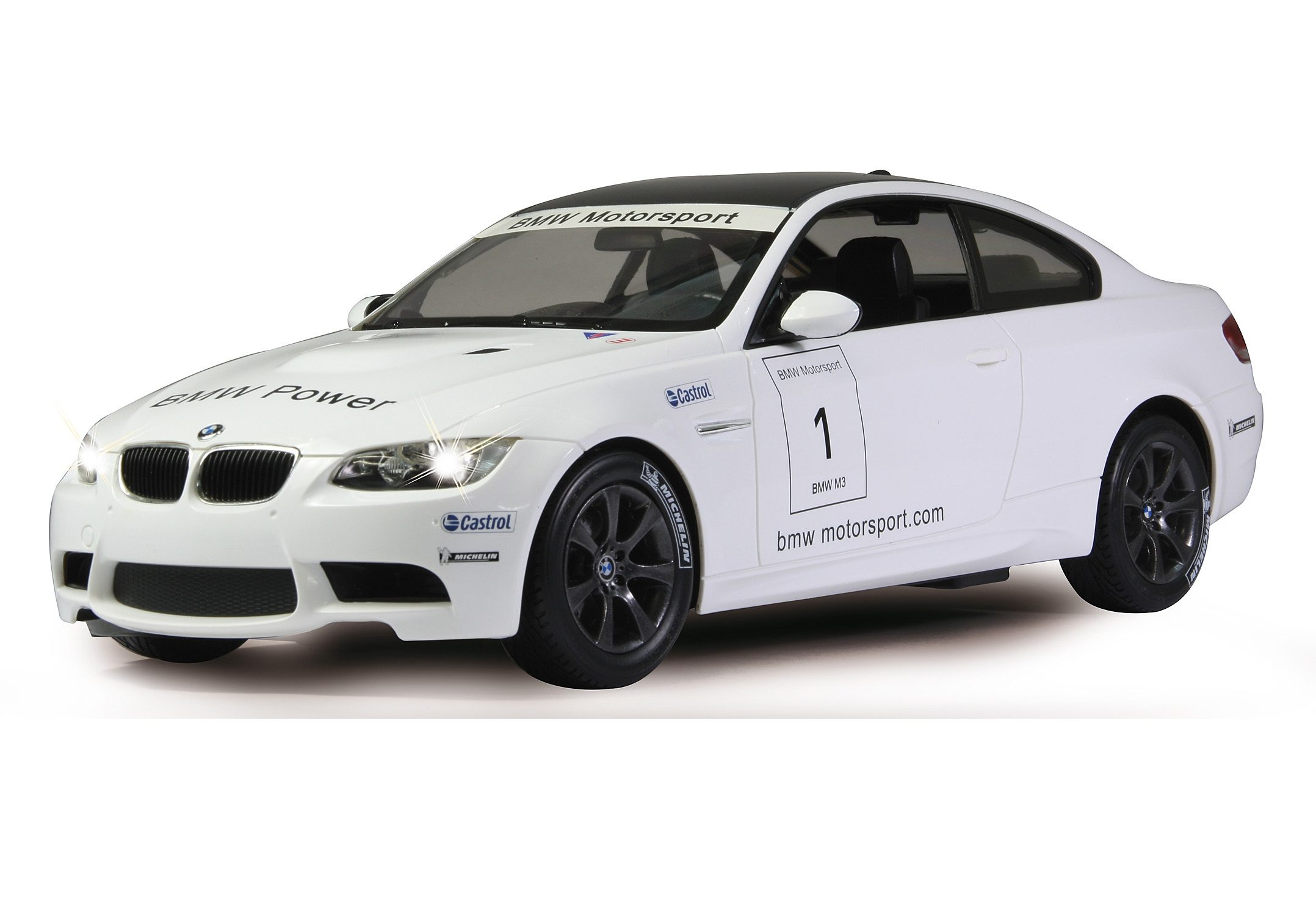 JAMARA RC Fahrzeug, »BMW M3 Sport weiß«