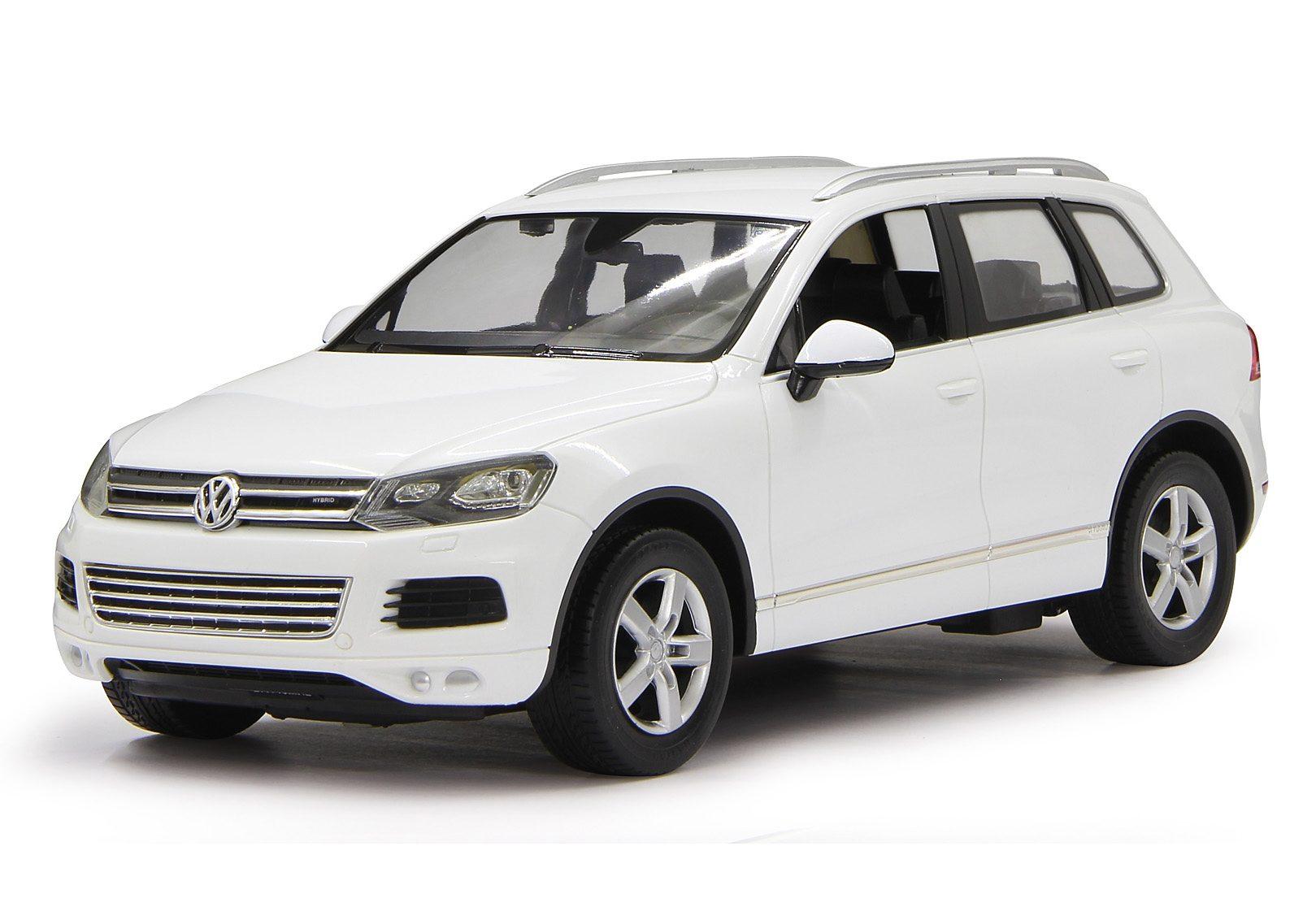 JAMARA RC Fahrzeug, »VW Touareg weiß«