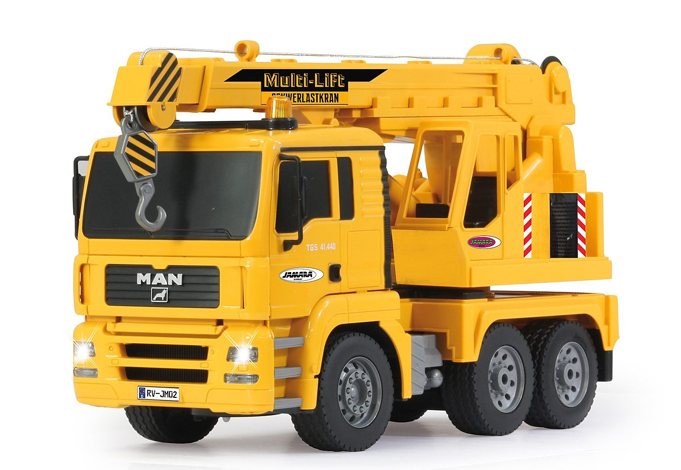 JAMARA RC Fahrzeug, »Schwerlastkran MAN«