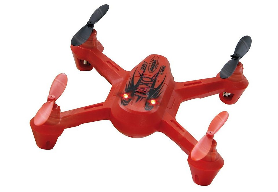 JAMARA RC Quadrocopter, »Naxo, 2,4 GHz« in rot