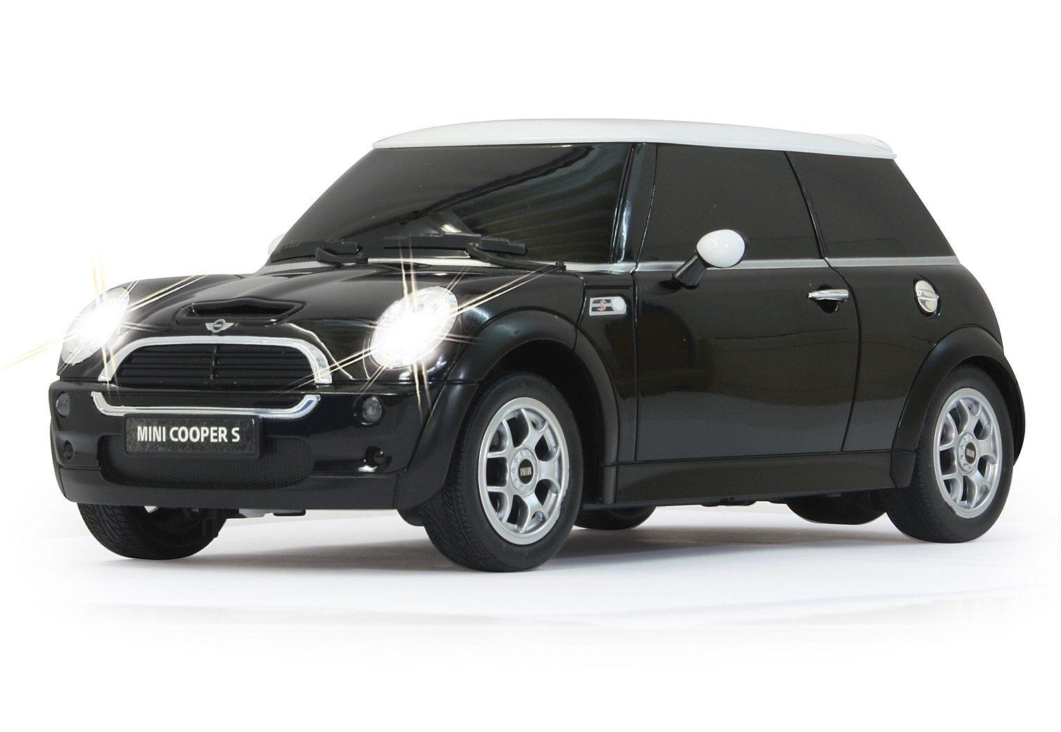 JAMARA RC Fahrzeug, »Mini Cooper S - 27 MHz schwarz«
