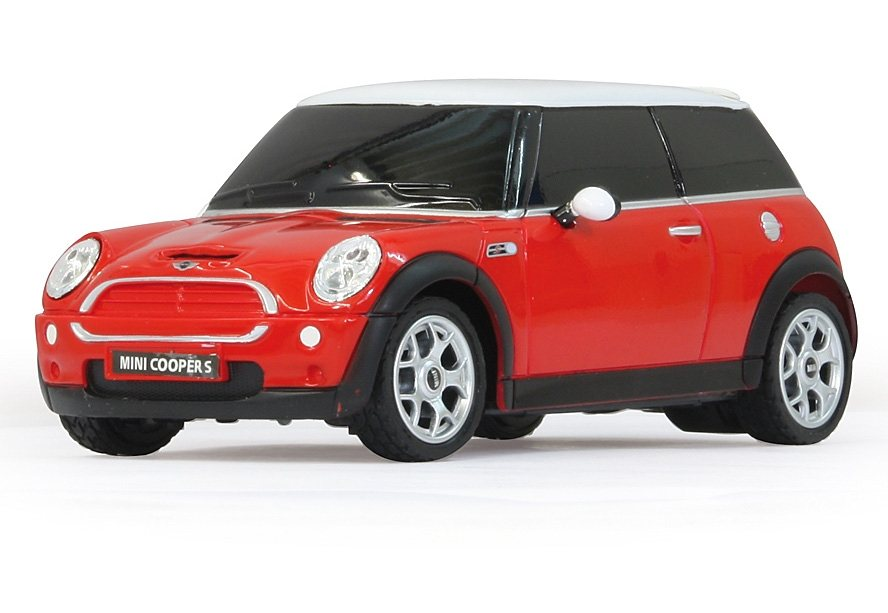 jamara rc fahrzeug mini cooper s 40 mhz rot otto. Black Bedroom Furniture Sets. Home Design Ideas