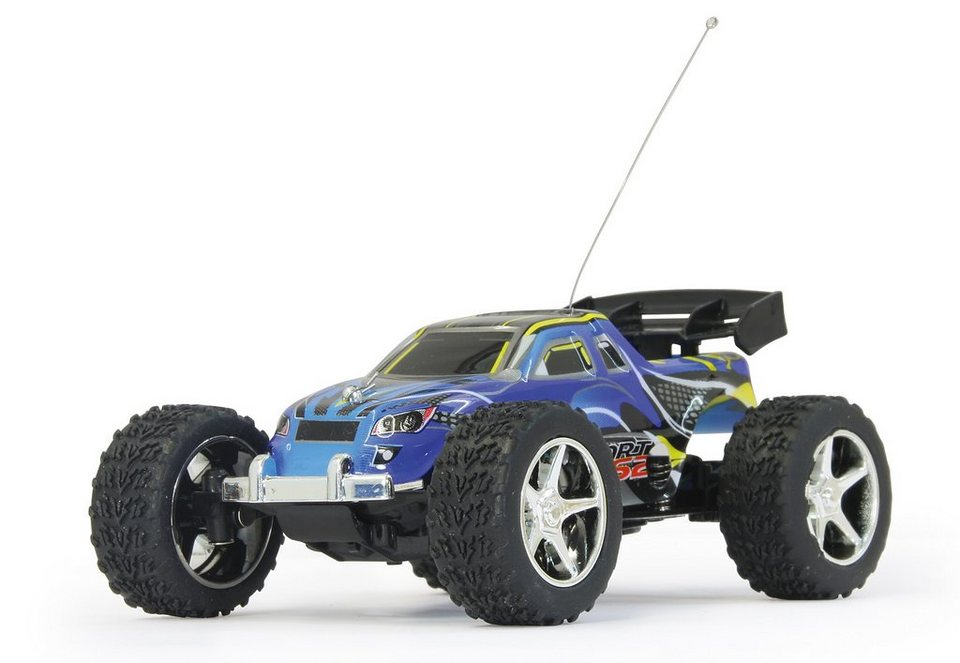 JAMARA RC Mini Racing Truggy, »MRT-S2« in blau