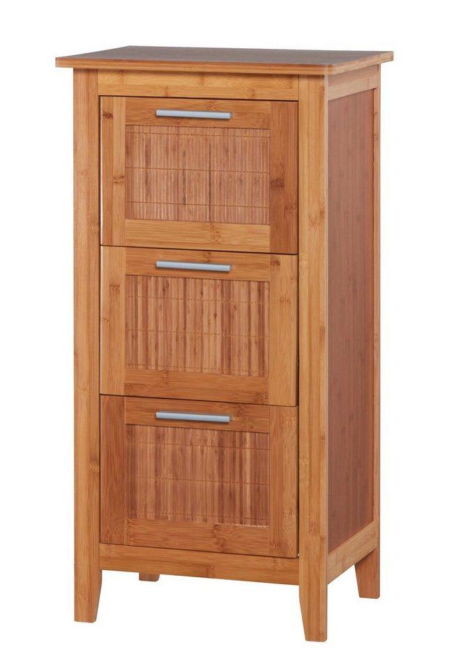 Badschränke - Unterschrank »Bambus«, Breite 42 cm  - Onlineshop OTTO