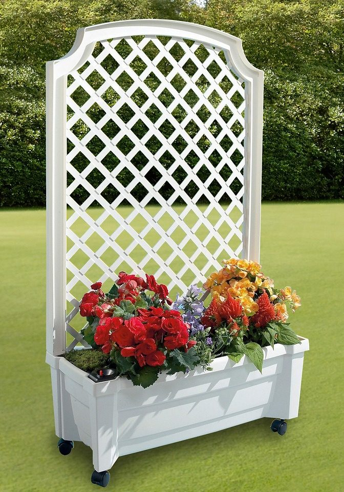 Spalier »mit Pflanzkasten und Bewässerungssystem, 79 cm«