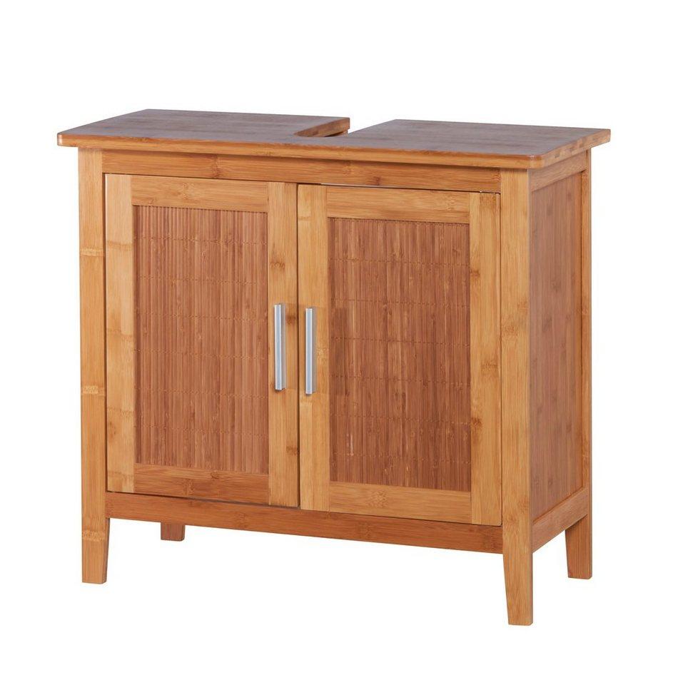 Badschränke - Waschbeckenunterschrank »Bambus«, Breite 67 cm  - Onlineshop OTTO