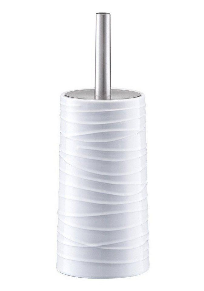 Zeller WC-Garnitur in weiß