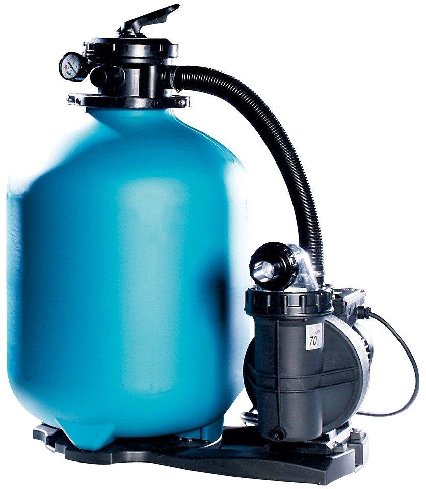 Sandfilteranlage »myPool 47« in blau